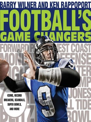 cover image of Football's Game Changers