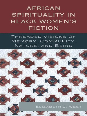 cover image of African Spirituality in Black Women's Fiction
