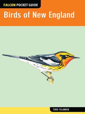 cover image of Birds of New England