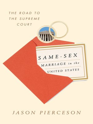 cover image of Same-Sex Marriage in the United States