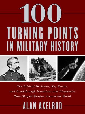 cover image of 100 Turning Points in Military History