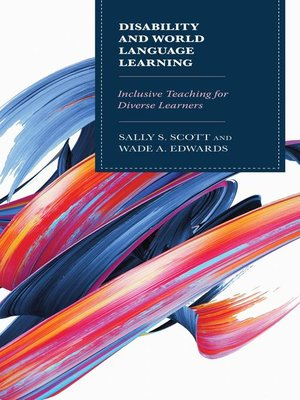 cover image of Disability and World Language Learning