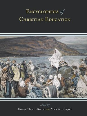 cover image of Encyclopedia of Christian Education