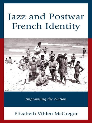 cover image of Jazz and Postwar French Identity