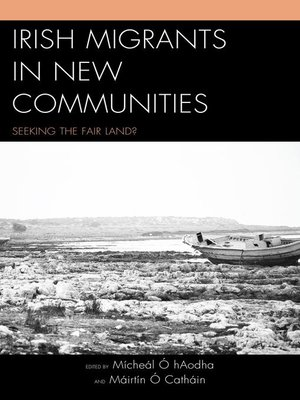 cover image of Irish Migrants in New Communities