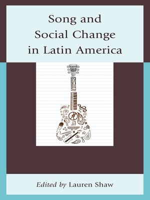 cover image of Song and Social Change in Latin America