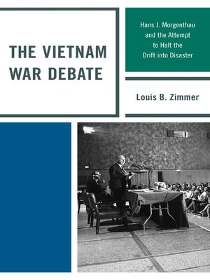 cover image of The Vietnam War Debate