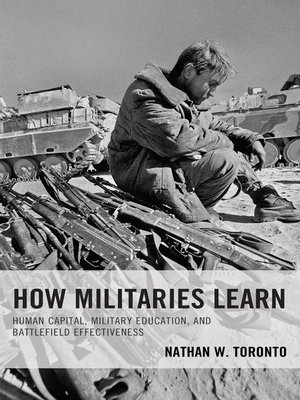 cover image of How Militaries Learn
