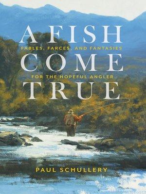 cover image of A Fish Come True