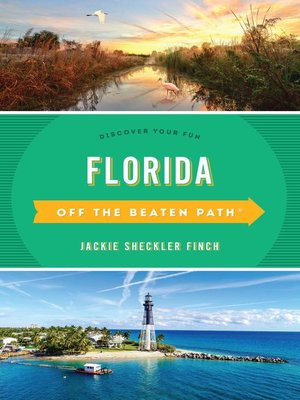 cover image of Florida Off the Beaten Path®