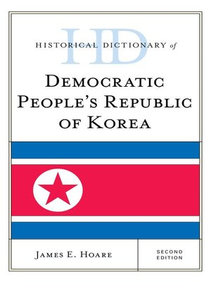 cover image of Historical Dictionary of Democratic People's Republic of Korea