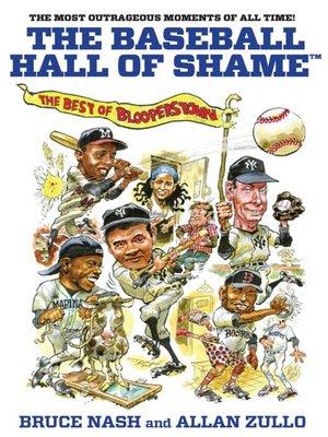 cover image of Baseball Hall of Shame™