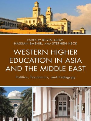 cover image of Western Higher Education in Asia and the Middle East