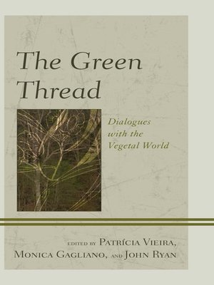 cover image of The Green Thread