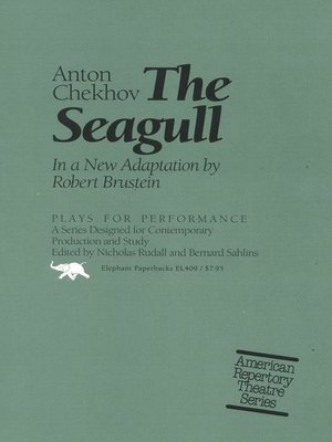 cover image of The Seagull