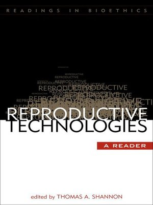 cover image of Reproductive Technologies