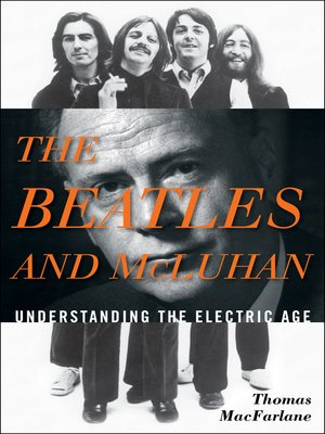 cover image of The Beatles and McLuhan