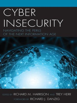 cover image of Cyber Insecurity