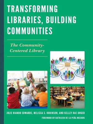 cover image of Transforming Libraries, Building Communities