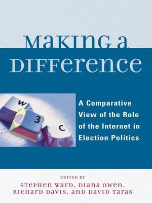 cover image of Making a Difference