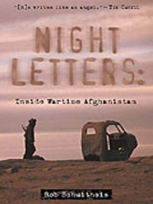 cover image of Night Letters