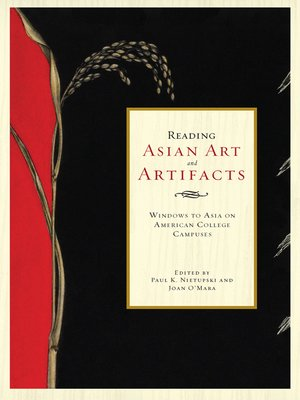 cover image of Reading Asian Art and Artifacts