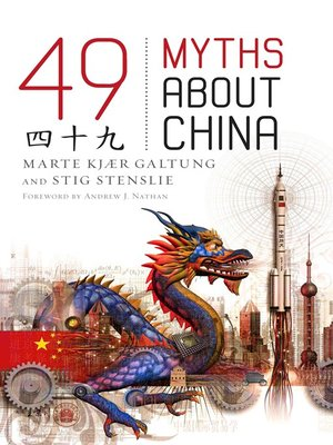 cover image of 49 Myths about China