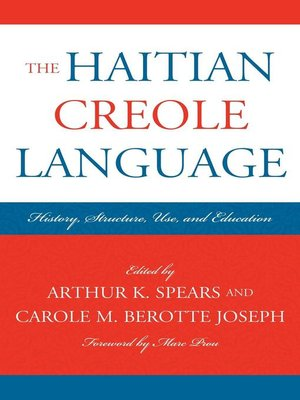 cover image of The Haitian Creole Language