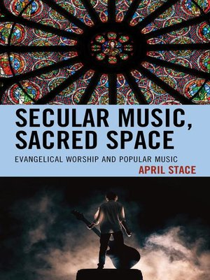 cover image of Secular Music, Sacred Space