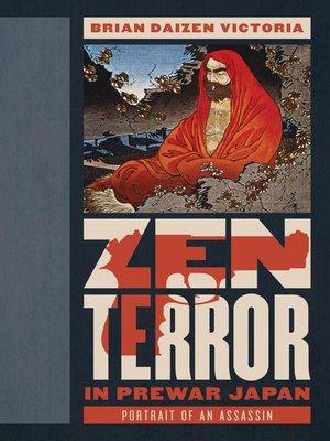 cover image of Zen Terror in Prewar Japan