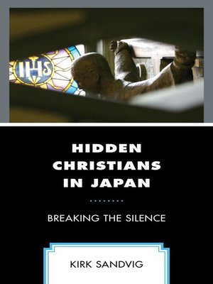 cover image of Hidden Christians in Japan