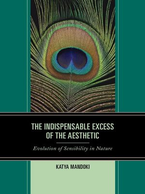 cover image of The Indispensable Excess of the Aesthetic