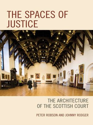cover image of The Spaces of Justice