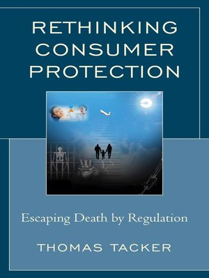 cover image of Rethinking Consumer Protection