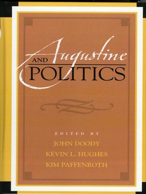 cover image of Augustine and Politics