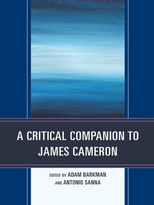 cover image of A Critical Companion to James Cameron