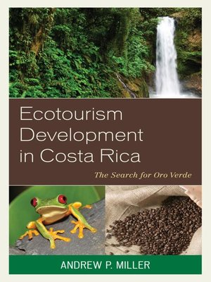 cover image of Ecotourism Development in Costa Rica