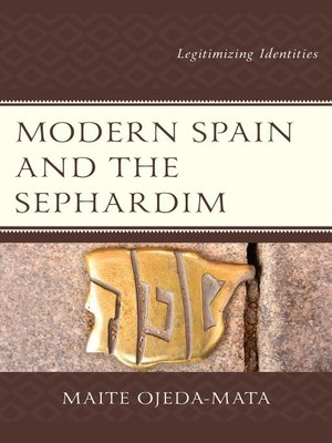 cover image of Modern Spain and the Sephardim