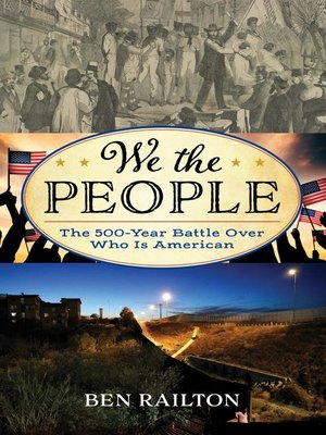 cover image of We the People