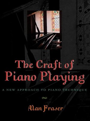 cover image of The Craft of Piano Playing