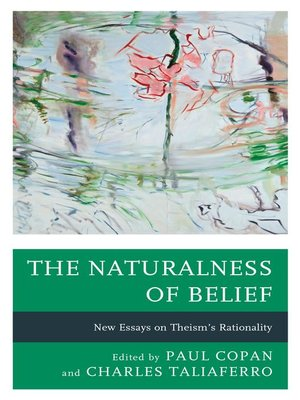 cover image of The Naturalness of Belief