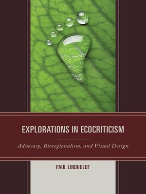 cover image of Explorations in Ecocriticism
