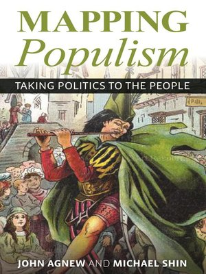 cover image of Mapping Populism