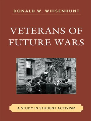 cover image of Veterans of Future Wars