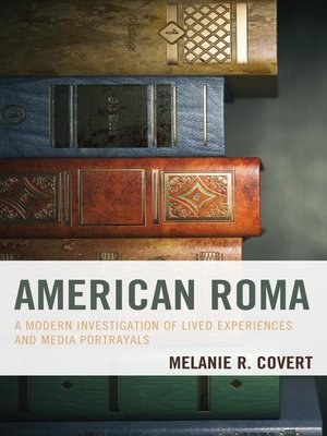 cover image of American Roma