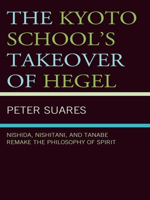 cover image of The Kyoto School's Takeover of Hegel