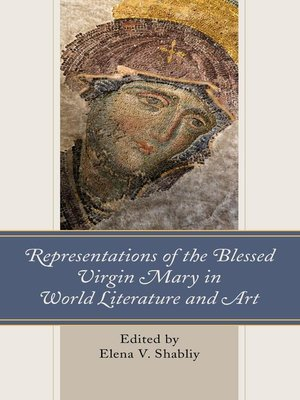cover image of Representations of the Blessed Virgin Mary in World Literature and Art