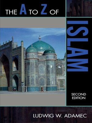cover image of The A to Z of Islam