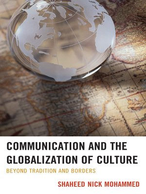 cover image of Communication and the Globalization of Culture