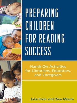 cover image of Preparing Children for Reading Success